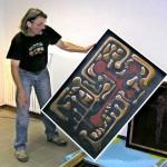 Instalace výstavy