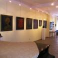 Pohled do galerie