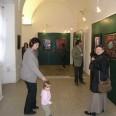 Návštěvníci výstavy