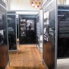 Interier sinagogy slouží také ke kulturním akcím