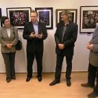 Výstavu zahájil místostarosta Prahy 5 Judr P. Lachnit