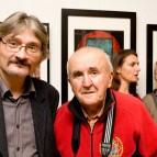S přítelem, spisovatelem panem  Zdeňkem Hrabicou